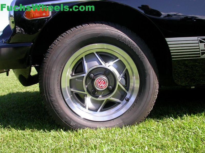 MGB Wheels