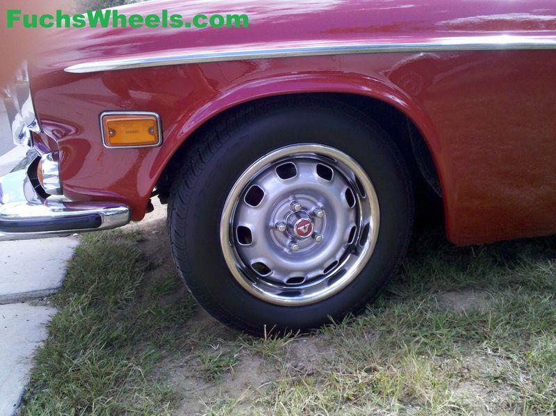 Classic Volvo Wheels