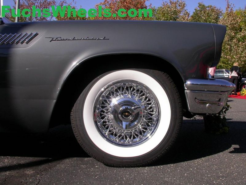 Ford-Thunderbird-Wheels