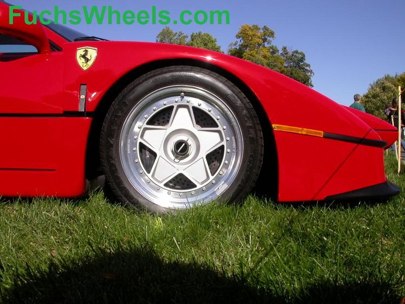 Ferrari-F40-Wheels